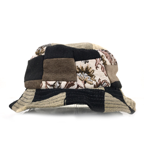 Currency-Heist-Patchwork-Bucket-Hat-CHBH3-V1