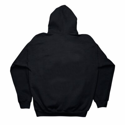 Currency Heist Ram Hoodie Black CHRHB Front V1