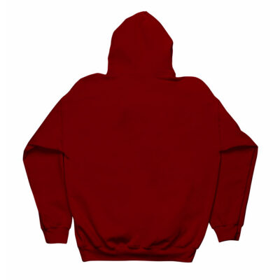 Currency Heist Ram Hoodie Red White CHRHRW V2