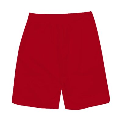 Currency Heist Ram Shorts Red Black CHRSRB 1