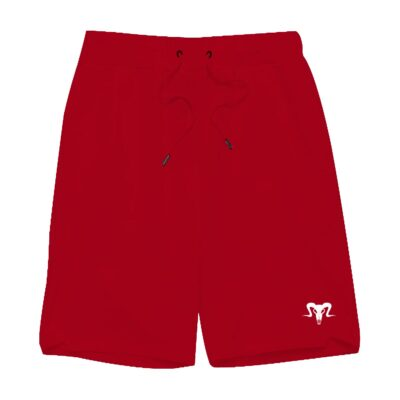 Currency Heist Ram Shorts Red CHRSR 1