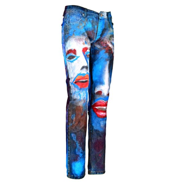 Faces-Fabric-Painted-Slim-Jeans-WDCAWWAJBR-1