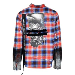 Rebel King Flannel Shirt WDCAWWAFSR