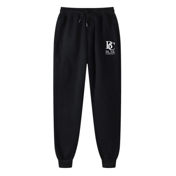 Blak Currency Sweatpants Black BCSPB