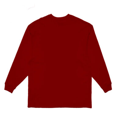Currency Heist Ram Sweater Red RSR2