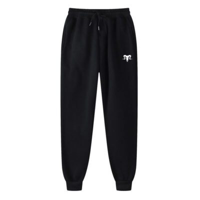 Currency Heist Ram Sweatpants Black RSPB
