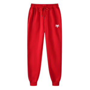Currency Heist Ram Sweatpants Red RSPR