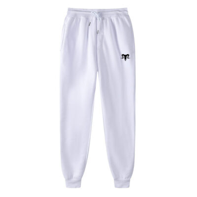 Currency Heist Ram Sweatpants White RSPW
