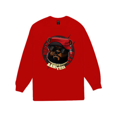 Brother-Bear-Sweater-Red-BBSRR-Front