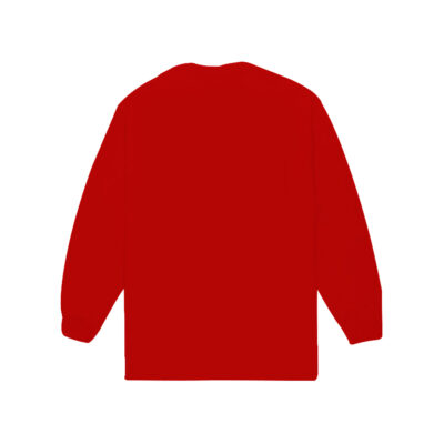 Brother-Bear-Sweater-Red-Back-BBSR-Front