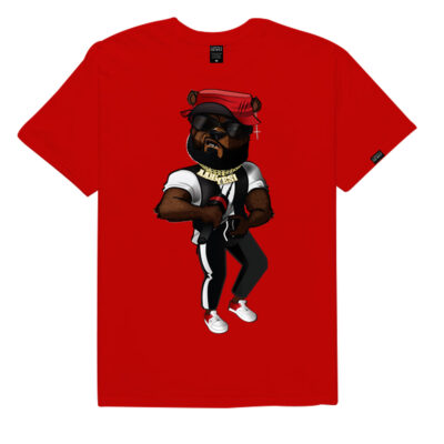 Brother-Bear-T-Shirt-Red-Front-BBTR-Front