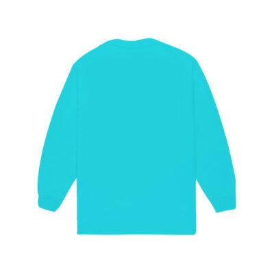 Currency-Heist-x-Creative-God-Intoxicated-Dreams-Sweater-Blue-CXCIDSB-Back