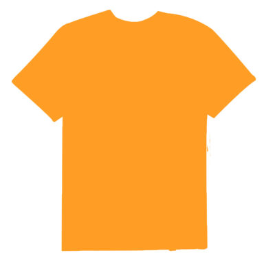 Currency-Heist-x-Creative-God-Intoxicated-Dreams-Tee-Orange-CXCIDTO-Front